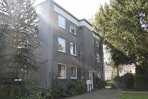 Sehr schöne und geräumige 2,5 - Raum-Etagenwohnung mit Balkon und neuem Bad in Buer-Mitte