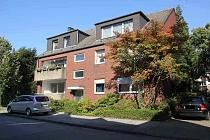 Sehr gut geschnittene 2,5 Erdgeschosswohnung mit Balkon in ruhiger Lage von Gelsenkirchen-Beckhausen