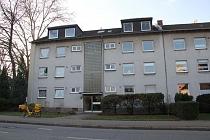 Charmante, effizient geschnittene 3,5 - Raum - Etagenwohnung mit Balkon in Gladbeck Zweckel