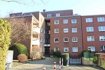 Effizient geschnittene 3,5 - Raum - Etagenwohnung mit Balkon und Aufzug in Buer