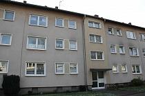 Effizient geschnittene 3,5 Erdgeschoss-Wohnung mit Balkon in ruhiger Lage von Gelsenkirchen-Erle