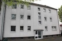 Modernisierte 3,5 Raum-Etagenwohnung im Norden von Erle mit neuem Bad, großem Balkon und Stellplatz