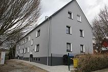 Effizient geschnitten: Günstige Studentenwohnung mit 2 Zimmern in einem kernsanierten Gebäude