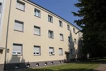 Gepflegte 2,5-Zimmer-Etagenwohnung mit Mansardenzimmer und Gartenparzelle in Gelsenkirchen-Buer