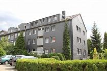 Singles aufgepasst! Sehr gepflegte 1,5-Zimmer-Wohnung mit Einbauküche und Carport in Erle